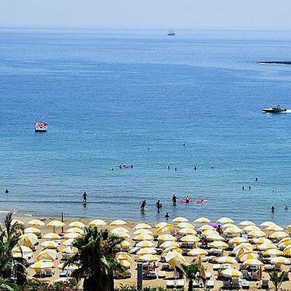 Turecko - Alanya letecky na 8-16 dnů, all inclusive