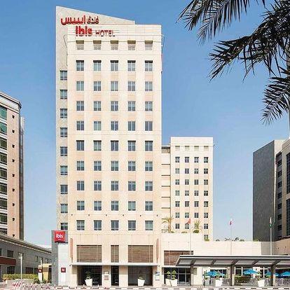 Spojené arabské emiráty - Dubaj letecky na 8-9 dnů, plná penze