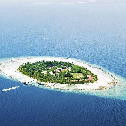 Maledivy - North Ari Atoll letecky na 10 dnů, all inclusive