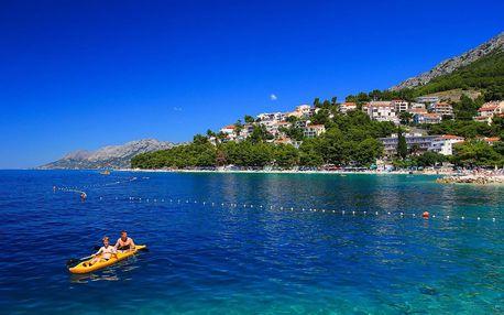 Chorvatsko, Baška Voda | Villa Antunovič*** – Apartmány | Klimatizace zdarma | Bez stravy
