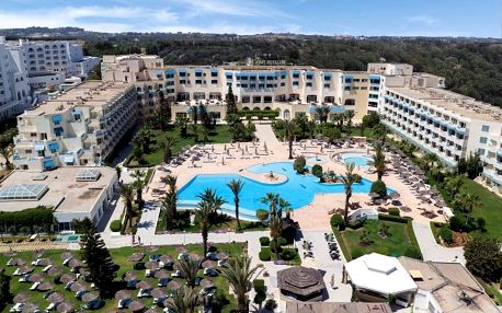 Tunisko - Port El Kantaoui letecky na 8-22 dnů, all inclusive