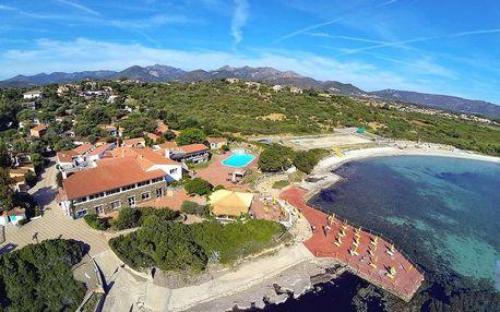 Itálie - Sardinie letecky na 8 dnů, all inclusive