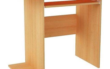 Počítačový stůl BOLEK Buk