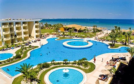 Tunisko - Monastir letecky na 8-22 dnů, all inclusive