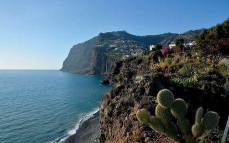 Portugalsko - Madeira letecky na 4-15 dnů, polopenze