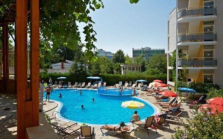 Bulharsko - Burgas letecky na 8-15 dnů, all inclusive