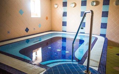 Lázně Číž v Hotelu Rimava *** s plnou penzí, wellness a léčebnými procedurami