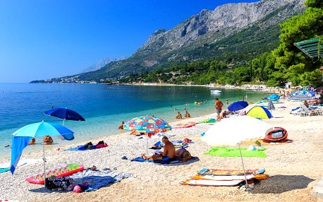 Chorvatsko, Gradac | Hotel Oaza Gradac*** | Polopenze | Dítě do 11 let zdarma