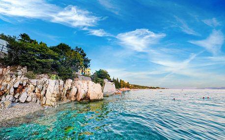 Chorvatsko, Crikvenica | Depandance Riviera NEW** | Oblíbené | Polopenze | Dítě do 11 let zdarma