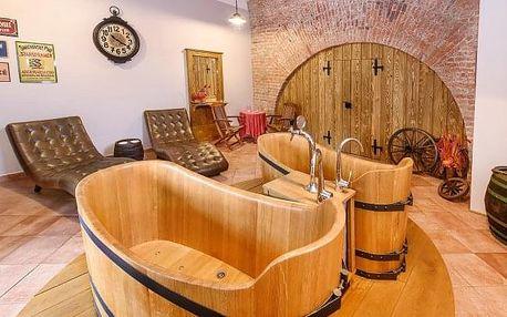 Lázně v pivovaru Poděbrady s pivní koupelí a neomezeným pivem v Penzionu Obora