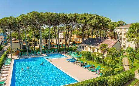 Itálie, Caorle | Depandance Marina | All inclusive | Až dvě děti do 17 let zdarma | Plážový servis v ceně | Bazén