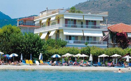 Řecko - Lefkada letecky na 8-15 dnů, snídaně v ceně