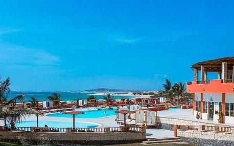 Kapverdy - ostrov Boa Vista letecky na 9-16 dnů, all inclusive