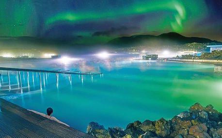 Island - Keflavik letecky na 6 dnů, strava dle programu