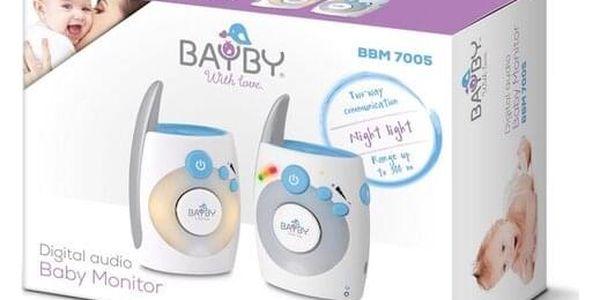 BAYBY BBM 7005 Digital audio chůvička2
