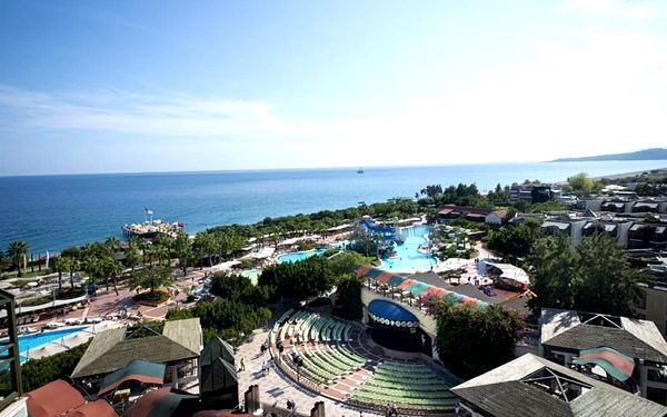 LIMAK LIMRA, Kemer, letecky, all inclusive2