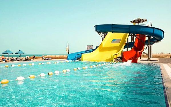 BM BEACH RESORT, Ras Al Khaimah, letecky, all inclusive3