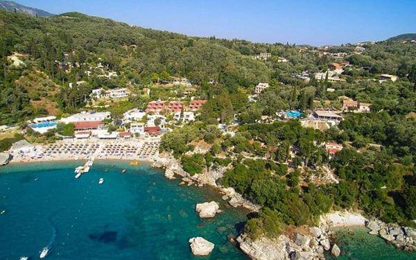 BLUE PRINCESS BEACH, Korfu, letecky, all inclusive3