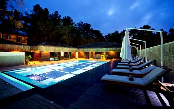 CHAMPION HOLIDAY VILLAGE, Kemer, letecky, all inclusive2