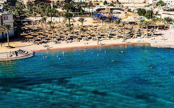 SEAGULL RESORT, Hurghada, letecky, all inclusive2