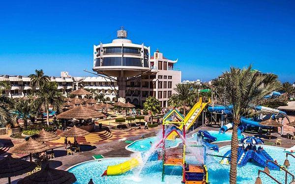 SEAGULL RESORT, Hurghada, letecky, all inclusive3