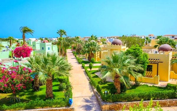 MIRAGE BAY, Hurghada, letecky, all inclusive3