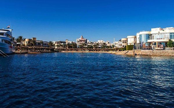 SEAGULL RESORT, Hurghada, letecky, all inclusive4