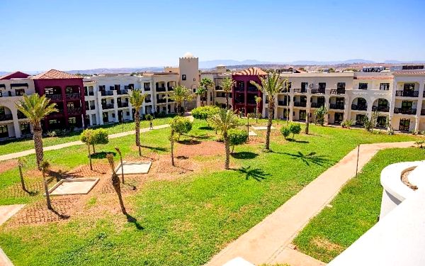 OÁSIS SAIDIA PALACE BEACH & SPA, Saidia, letecky, all inclusive4