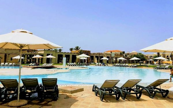 OÁSIS SAIDIA PALACE BEACH & SPA, Saidia, letecky, all inclusive5