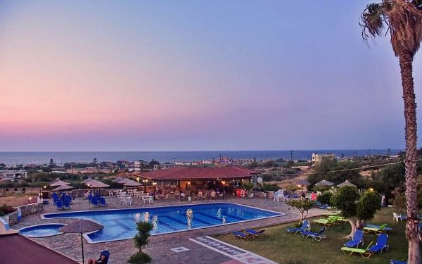 OCEANIS HEIGHTS VIEW, Kréta, letecky, all inclusive5