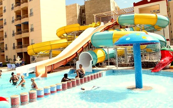 KING TUT, Hurghada, letecky, all inclusive4