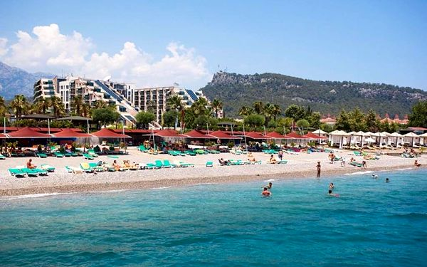 LIMAK LIMRA, Kemer, letecky, all inclusive4