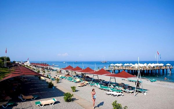 LIMAK LIMRA, Kemer, letecky, all inclusive5