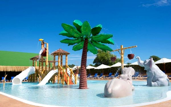 HSM CANARIOS PARK, Mallorca, letecky, all inclusive4