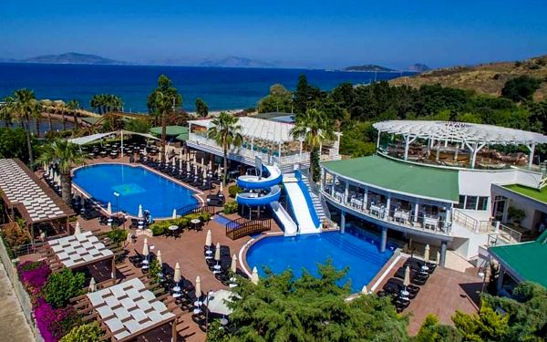 GOLDEN BEACH BY JURA, Bodrum, letecky, all inclusive