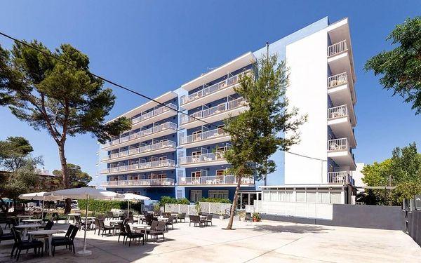 PARADISE BEACH MUSIC, Mallorca, letecky, all inclusive4