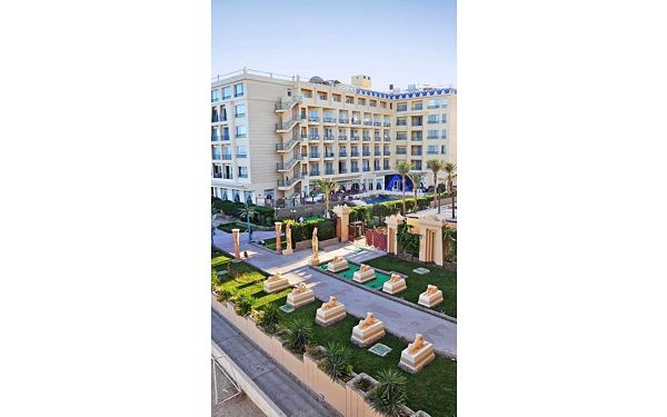 KING TUT, Hurghada, letecky, all inclusive5