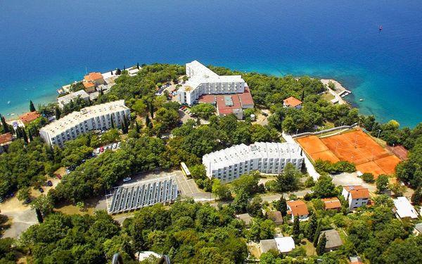 Chorvatsko, ostrov Krk   Depandance Marina & Primorka**   Dítě zdarma   Přímo u pláže   Polopenze