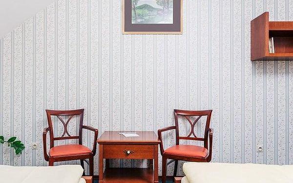 Zimní relaxační balíček   Heřmanice v Podještědí   od 1.listopadu do 31.března   3 dny/2 noci2