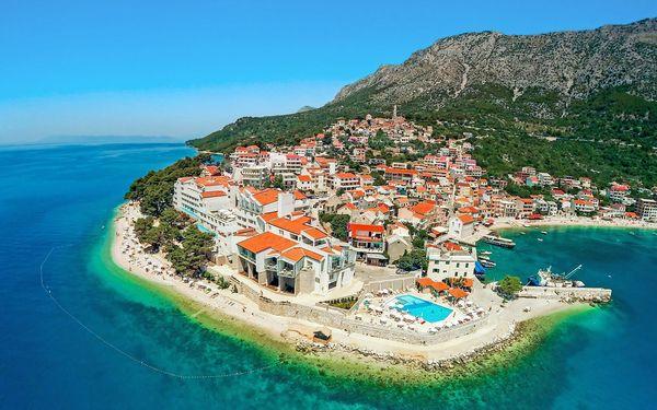 Chorvatsko, Igrane | Apartmány Ankora*** | Až pro 6 osob | Bez stravy | Pláž do 100 m