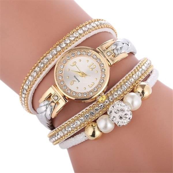 Dámské hodinky F37 - dodání do 2 dnů