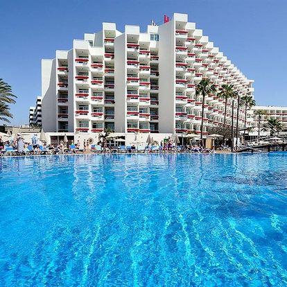 Španělsko - Tenerife letecky na 8-15 dnů, polopenze