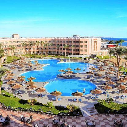 Egypt - Hurghada letecky na 11-15 dnů, all inclusive