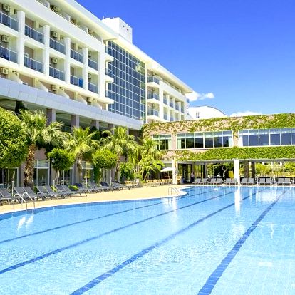 Turecko - Alanya letecky na 9-16 dnů, all inclusive