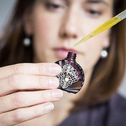 Výroba přírodního parfému na míru pro 1 nebo 2 osoby