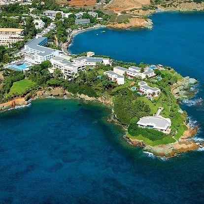 Řecko - Kréta letecky na 12 dnů, all inclusive