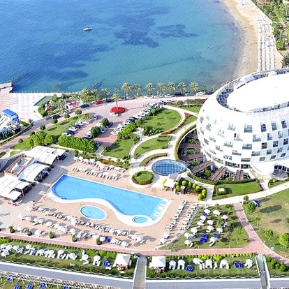 Turecko - Alanya letecky na 11-15 dnů, all inclusive
