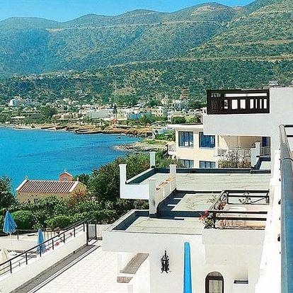 Řecko - Kréta letecky na 11-15 dnů, all inclusive