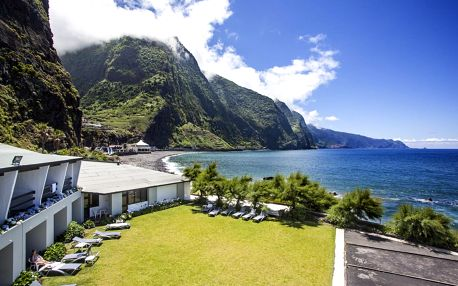 Portugalsko - Madeira letecky na 15 dnů, polopenze