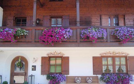 Německo - Bavorské Alpy na 3-7 dnů